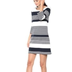 Lilly Pulitzer - nautical t-shirt dress